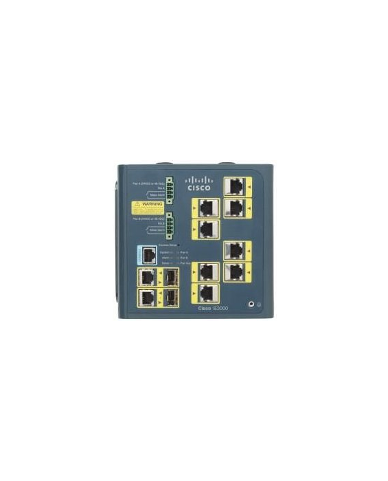 Cisco 3000 Series Industrial Ethernet Switch
